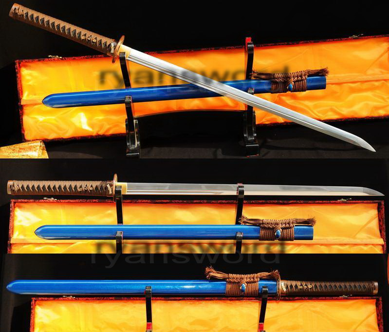 high quality 1095 carbon steel Japanese Samurai ninja Sword--Ryan328