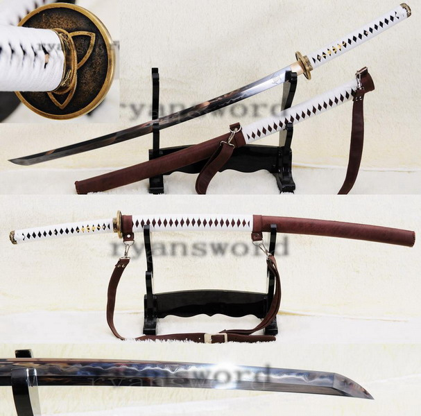 Full functional Real sharp handmade walking dead sword---Michonne's sword--Ryan847